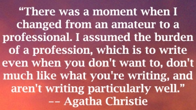 writingquoteagathachristie06282015