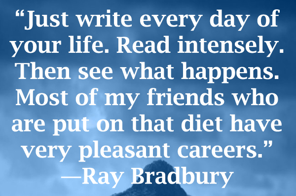 biography of ray bradbury Essay Examples