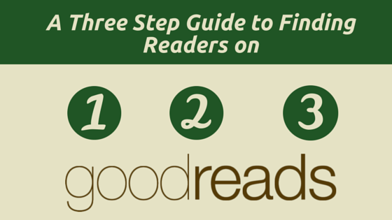 finding readers on goodreads